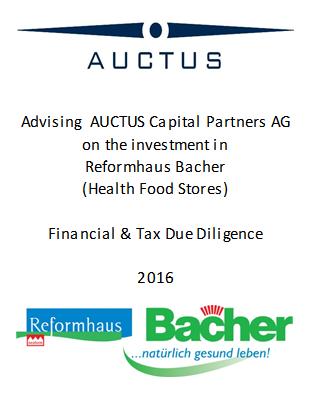 Auctus Reformhaus