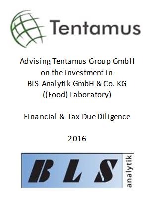 Tentamus BLS