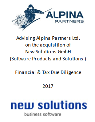 alpine new solution