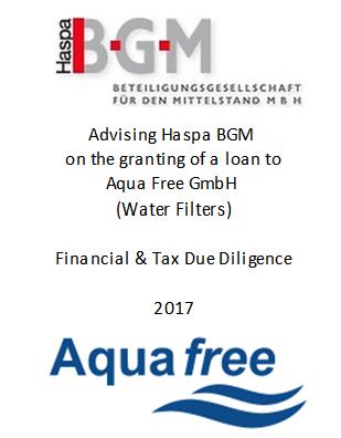 BGM Aqua Free