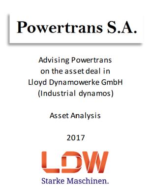 Powertrans LDW