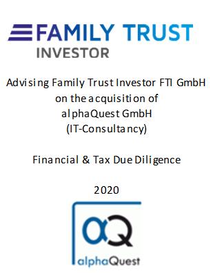 Family Trust Investor