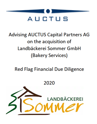 Auctus Sommer