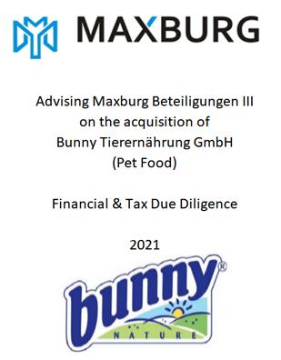Maxburg Bunny