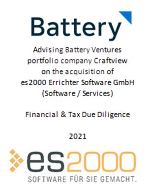 Battery ES2000
