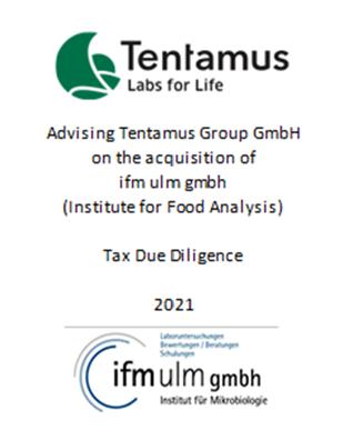Tentamus ifm